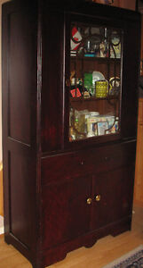 1940's Antique Table and Buffet - $100 for both