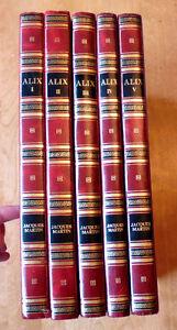 5 albums ROMBALDI de la série ALIX de Jacques Martin  1 2 3 4 5 Québec City Québec image 4