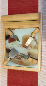 Cheese Board Solid Pine