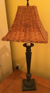 Set of 3 lamps (2 Table and 1 Floor)