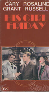 His Girl Friday, Cary Grant, Rosalind Russell, Brand New and Pac