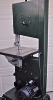 "Bandsaw 14"" Woodworking Craftex 1 hp  Motor Woodworking Tools"