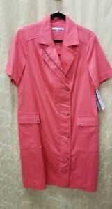 Unique Boutique - NEW Peter Nygard Salmon Pink Dress