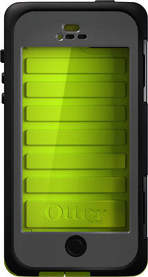 OTTERBOX ARMOR WATERPROOF PHONE CASE FOR IPHONE 5/5S/SE NEON New!!!!