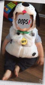 Puppy Dog Costume.