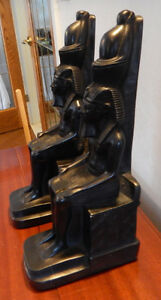 Large EGYPTIAN RAMES Bookends