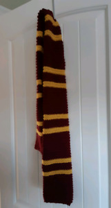 Harry Potter Style Scarf and Tie
