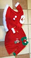 18 months Christmas dresses