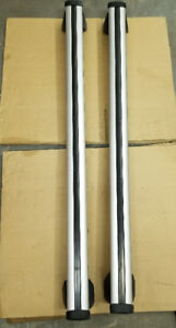 Audi Q5 roof rack, roof bars, crossbars, cross bars. Rack de ski