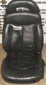 Driver seat, black leather, Chevy blazer, Jimmy, S10, maybe