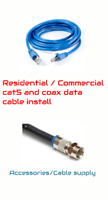 Residential/Commercial/office network Cable/wiring