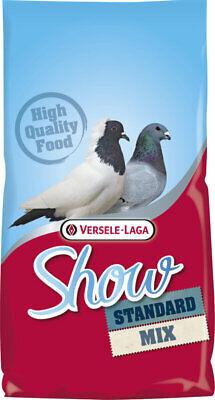 Versele-Laga Show Pigeons Bavarian Pearls - Pigeon Feed Seed Mix - 20kg VL1157