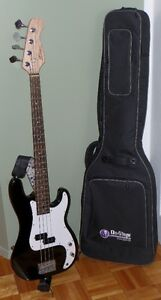 Bass Guitar and Musical items for sale.