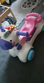 V-tech 3 in 1 unicorn