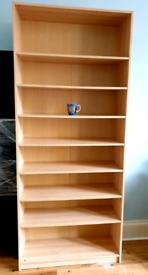 Ikea PAX wardrobe/open shelving 100x30x236 cm