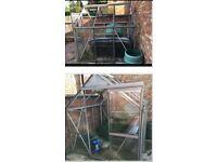 Sliding door greenhouse (free)