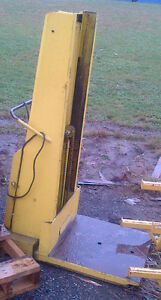 Die truck with electric lift Kitchener / Waterloo Kitchener Area image 1