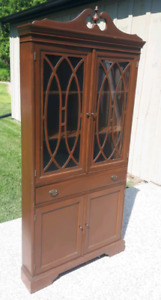 Antique China Cabinet *Delivery Available*