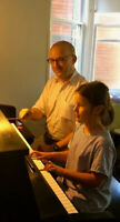 experienced piano teacher with over 25 years experience