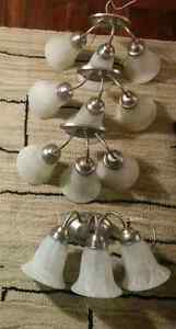 11 LIGHT FIXTURES AVAILABLE - SEE PHOTOS