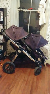 City Select Double Stroller $600