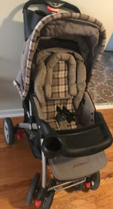 Eddie Bauer stroller. Barely used. In excellent condition.