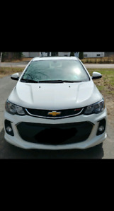2017 Chev Sonic Turbo MINT Condition