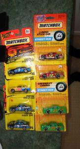 HW Matchbox Super Fast Chevy Lumina Stock Car Pontiac Grand Prix