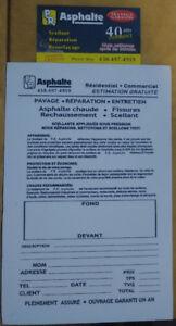 PR.Asphalte: Résidentiel&Commercial