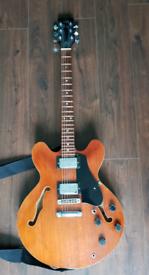 Hondo h935wa (vintage es335 copy)