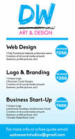Watson Art Studios - Graphic Design Studio