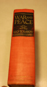 War and Peace, The Inner Sanctum Edition by Leo Tolstoy