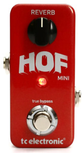 **SALE** TC Electronics HOF Mini Reverb Pedal