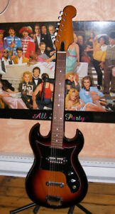 VINTAGE ELECTRIC GUITAR FOR SALE