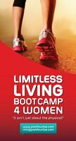 Limitless Living Bootcamp and Fitness 4 WOMEN!