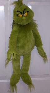 Dr Seuss Grinch Plush Back Pack London Ontario image 2
