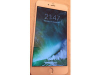 Apple iPhone 6 Plus 16GB Ee virgin TMOBILE and orange networks silver gray excellent condition