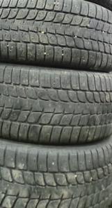 Bridgestone Blizzak LM-25 Tires 18 INCH-255.55.18=70% THESE ARE