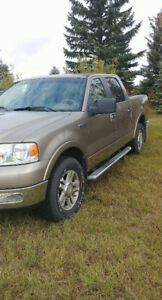 2005 ford f150 lariat 4x4 loaded leather