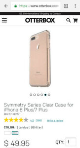 Otter Box Case for iPhone 8+