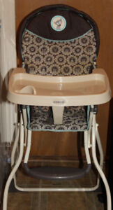 Cosco Slim Fold High Chair
