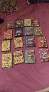 Jeu les Sims 2 complet ( extension inclus
