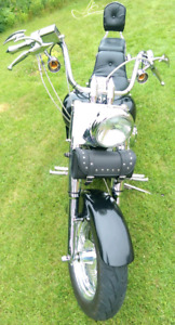 MY HARLEY FOR YOUR V-TWIN MOTORCYCLE