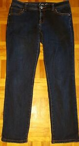 2 JEANS FEMME 8 ANS JAMBE ETROITE