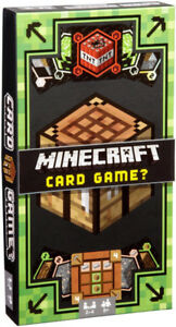 Minecraft Card Game-Like new