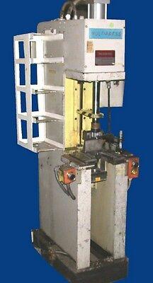 1981 8 Ton Denison Fw25087m C Frame Hydraulic Press