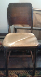 REDUCED! 4 Antique Dining Room Chairs