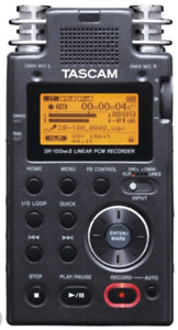 TASCAM DR 100 MKII Digital Recorder