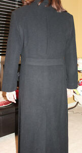 Alfred Sung Full Length Winter Dress Coat - Womens 14 London Ontario image 3