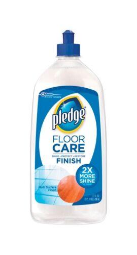 Pledge Floor Care Acrylic Floor Finish Liquid 27 oz.